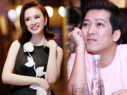 Làng sao - Angela Phương Trinh: 'Trường Giang rất ngọt ngào và ga-lăng'