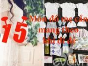 15 món đồ các mẹ hiện đại nên mang theo khi đi đẻ