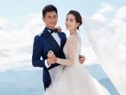 """Lộ ảnh cưới """"siêu ngọt ngào"""" của Lưu Thi Thi - Ngô Kỳ Long"""