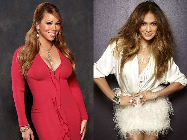 """Mariah Carey ôm  """" mối hận """"  gần 20 năm với Jennifer Lopez"""