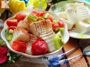 Bếp Eva - Sữa chua dẻo thơm mát cho ngày hè