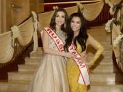 Kelly Trang Trần đoạt giải Trang phục dân tộc đẹp nhất