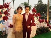Rò rỉ thêm loạt ảnh đám cưới bên hồ của Nam Cường