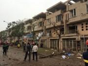 Tin tức - Nổ kinh hoàng ở khu đô thị Văn Phú, nhiều người thương vong