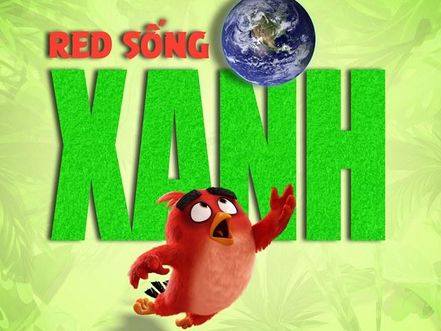 """Red của  """" Angry Birds """"  trở thành đại sứ danh dự của Liên hợp quốc"""