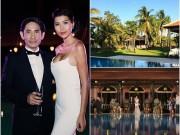 Nhà đẹp - Lóa mắt biệt thự triệu đô của siêu mẫu Trang Lạ