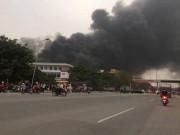 Tin tức - Vĩnh Phúc: Cháy lớn tại nhà máy Viglacera