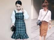 Xu hướng thời trang - Váy dưới 700 ngàn nhưng xinh lung linh của Yến Trang-Yến Nhi