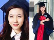 Làm đẹp - Mỹ nhân Việt xinh đẹp trong ngày tốt nghiệp đại học