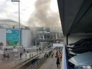 Đánh bom khủng bố liên tiếp ở sân bay Bỉ, ít nhất 34 người thiệt mạng
