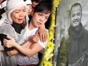Clip Eva - Ở nhà tang lễ ai cũng khóc, có một mình Trần Lập hát