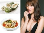 Làm đẹp - 5 món ăn dưỡng da, bổ ngực chị em không nên bỏ qua