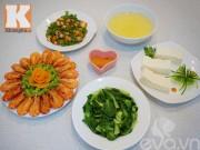 Bếp Eva - Ngon mê mẩn với bữa cơm chiều sang chảnh