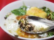 Bếp Eva - Hai quán bánh đúc nóng ngon, lâu đời nức tiếng ở Hà Nội