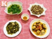 Bếp Eva - Bữa ăn giản dị mà ấm áp