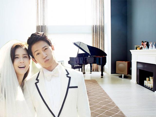Căn hộ ngọt ngào của cặp đôi quyền lực xứ Kim Chi