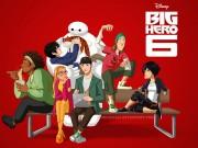 Star Movies 30/3: Big Hero 6
