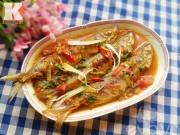 Bếp Eva - Cá nục sốt cà chua giản dị, ngon cơm