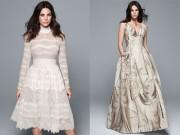 Thời trang - Váy cưới bình dân của H&M được lòng cô dâu