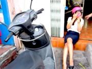 Tin tức - Cô gái truy đuổi hai tên cướp qua nhiều quận ở Sài Gòn