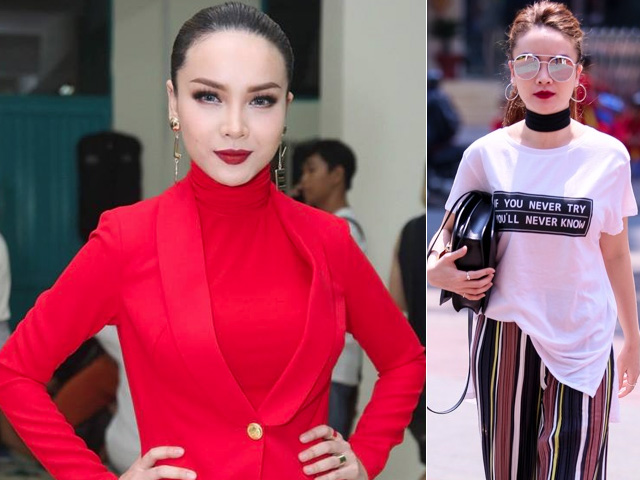 Muôn kiểu make up ảo diệu của Yến Trang khiến fan mê tít
