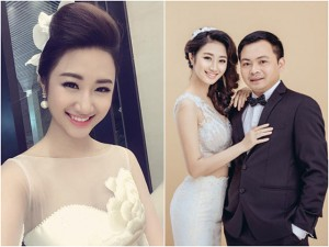 Lộ diện chồng đại gia hơn 19 tuổi của Hoa hậu Bản sắc Việt Thu Ngân