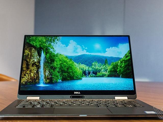 Laptop XPS 13 của Dell có phiên bản lai, giá gần 23 triệu đồng