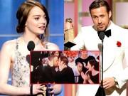 """Xem ăn chơi - Giành giải lớn nhưng cặp đôi """"La La Land"""" vẫn là kẻ """"bị tổn thương"""" nhất hôm nay!"""