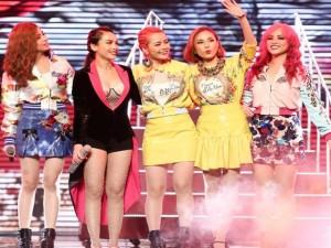 The Remix 2017: Yến Trang đánh bại S Girls nhờ vũ đạo điêu luyện