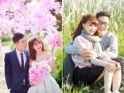 Eva Yêu - Bộ ảnh cưới ngập tràn hương sắc ngày xuân của cặp đôi 9x
