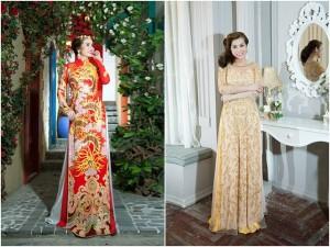 Hoa hậu Kim Hồng nhớ nao lòng cái Tết cổ truyền quê nhà