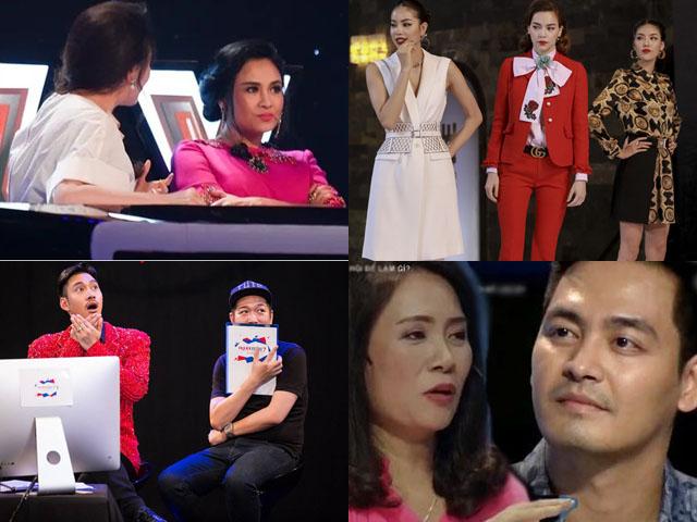 """Năm qua, truyền hình Việt """"dậy sóng"""" vì 4 trận tranh cãi căng như dây đàn này!"""