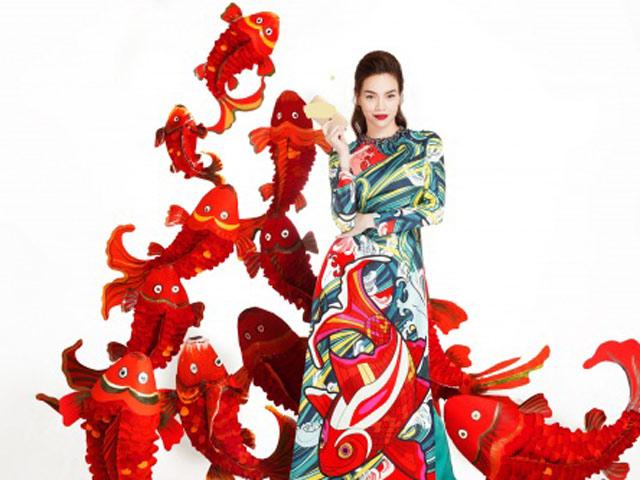 Hà Hồ: 'Cứ đến Tết là tôi ở ẩn, không chạy show chỉ ở nhà'
