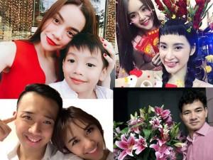 Sao Việt 24h qua: Sao Việt sum vầy bên gia đình đón năm mới Đinh Dậu