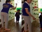Làm mẹ - Bạo hành trẻ ở trường Sen Vàng - Trẻ có thể bị tổn thương tâm lý vĩnh viễn không phục hồi