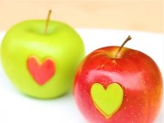 Bếp Eva - Những ý tưởng trang trí món ăn siêu đẹp dịp Valentine dễ như 'trở bàn tay'