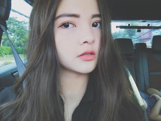 18 tuổi, em gái của Hoa hậu Trần Thị Quỳnh xinh đẹp như hot girl