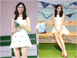 Yoona (SNSD) đẹp ngọt ngào, thích mê món phở của Việt Nam