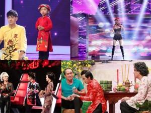 TV Show: Trấn Thành bị đánh ở tập cuối Ơn giời; The Voice 2017 ra mắt gây tranh cãi