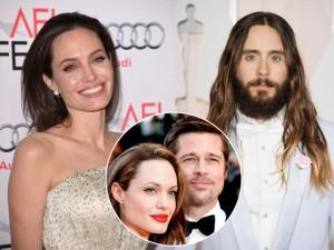 Angelina Jolie lộ tin hẹn hò Jared Leto, Brad Pitt chẳng bất ngờ