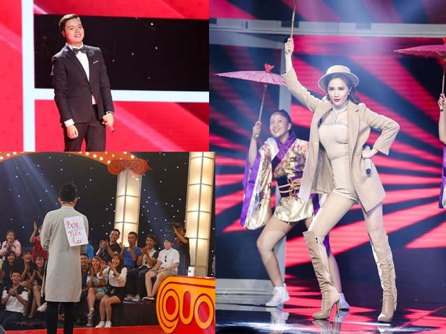 TV Show: Trấn Thành bị tài xế riêng troll trên sân khấu, chàng trai 18 tuổi hút hồn Thu Minh