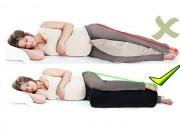 Đây chính là những tư thế ngủ không gây hại thai nhi bà bầu cần biết