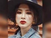 """Thời trang - Angela Phương Trinh lại khiến fan """"phát sốt phát rét"""" khi tung chiêu mới"""