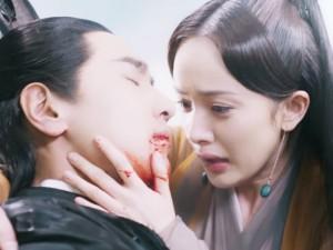 """""""Tam sinh tam thế"""": Dương Mịch đau đớn nhìn người yêu qua đời trong vòng tay"""