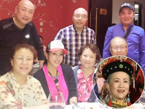 Ngôi sao 24/7: Thái hậu của Hoàn Châu Cách Cách vẫn minh mẫn dù 76 tuổi