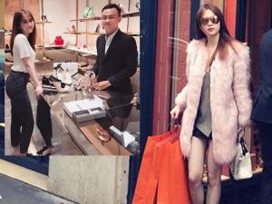 """Không cần yêu tỉ phú, Ngọc Trinh vẫn mua sắm hàng hiệu """"điên cuồng"""" dịp 8-3"""