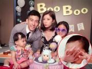 """Giải trí - Ở tuổi 43, """"tình địch cũ"""" của Lâm Tâm Như vừa sinh thêm cô con gái thứ 3"""