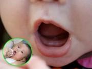 Làm mẹ - Mẹo giảm đau cho trẻ sơ sinh khi mọc răng, mẹ nhàn tênh mà con không quấy khóc