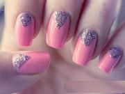 Làm đẹp - Tha hồ lựa chọn những mẫu nail đẹp sinh ra để dành riêng cho các cô nàng nữ tính