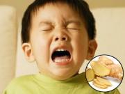 Làm mẹ - Con nhỏ bị cảm lạnh, đau họng cứ cho ăn những thực phẩm này đảm bảo bé hết bệnh